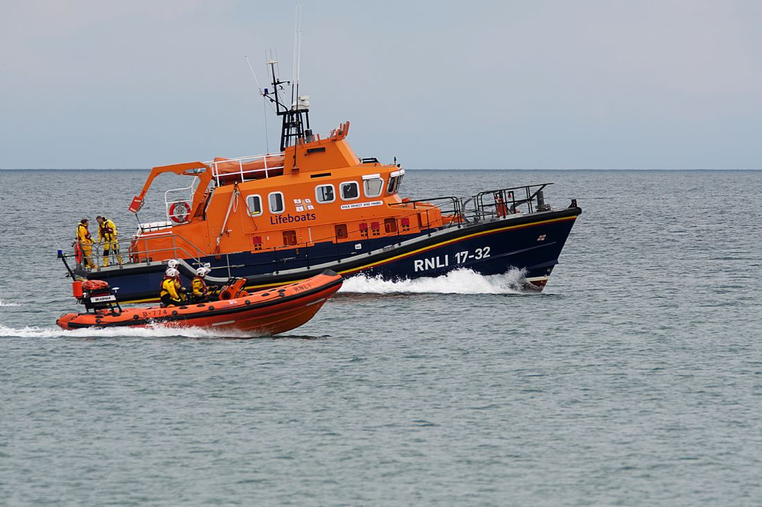 Chris Day | Weymouth Lifeboats
