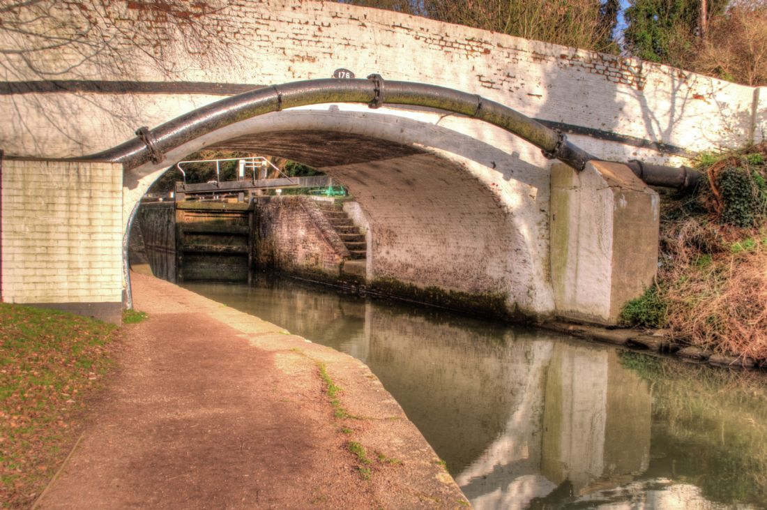Chris Day | Springwell Lane Bridge and Lock