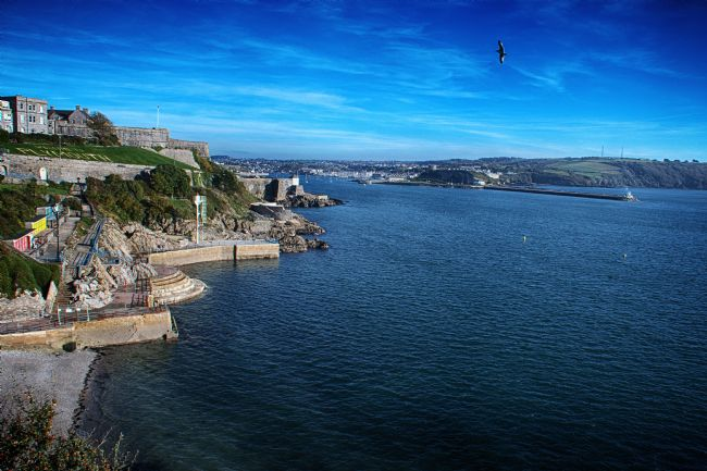 Chris Day | Plymouth Foreshore and Mount Batten