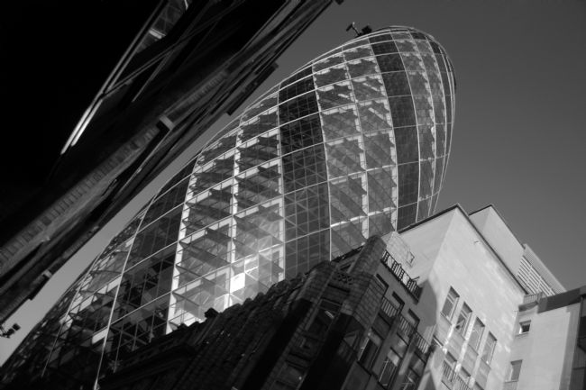 Chris Day | The Gherkin