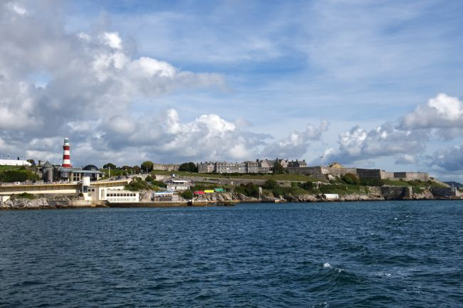 Chris Day | Plymouth Hoe and the Royal Citadel