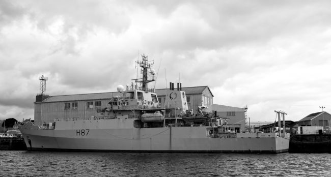 Chris Day | HMS ECHO
