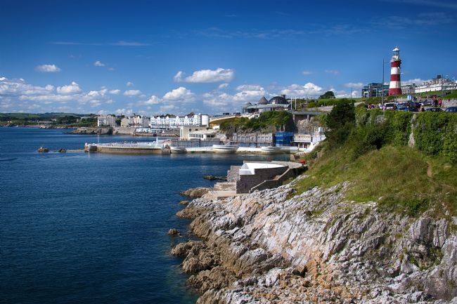 Chris Day | Plymouth Foreshore