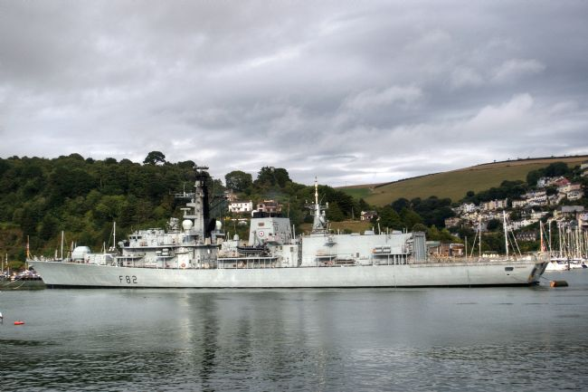 Chris Day | HMS Somerset