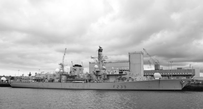 Chris Day | HMS Richmond