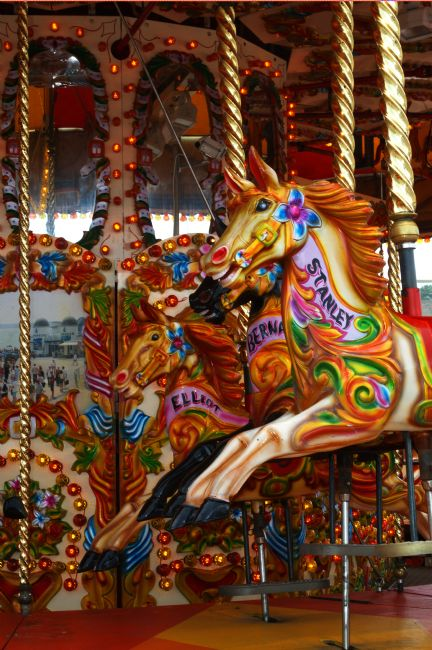 Chris Day | Carousel in Bournemouth