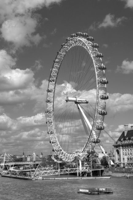 Chris Day | The London Eye