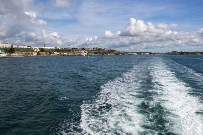 Chris Day | Boat Trip on Plymouth Sound