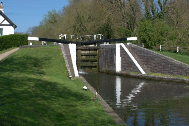 Chris Day | Denham Deep Lock