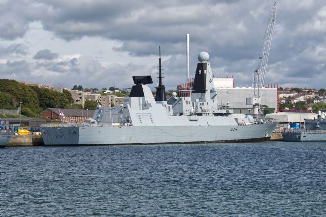 Chris Day | HMS Diamond