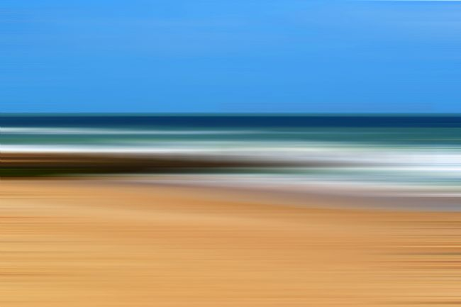 Chris Day | Boscombe Beach Abstract