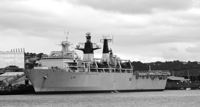 Chris Day | HMS Albion