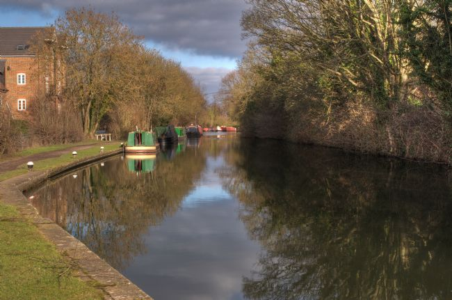 Chris Day | Grand Union Canal Rickmansworth