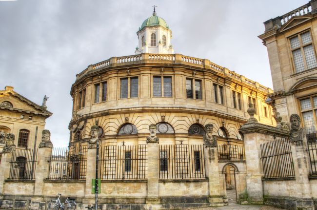 Chris Day | Sheldonian Theatre Oxford