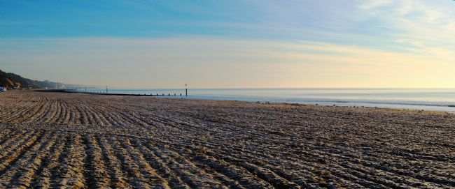 Chris Day | Sunrise at Bournemouth beach