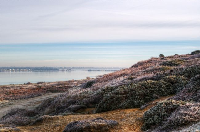 Chris Day | Hengistbury head towards Mudeford