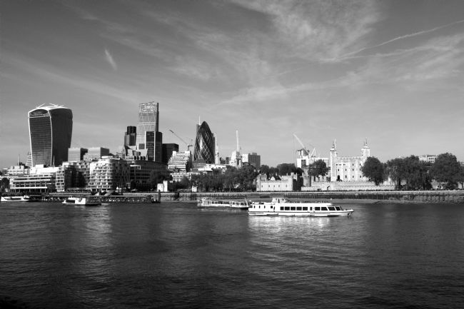 Chris Day | City of London Skyline