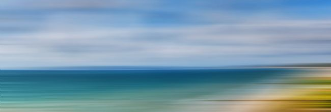 Chris Day | Poole Bay Abstract