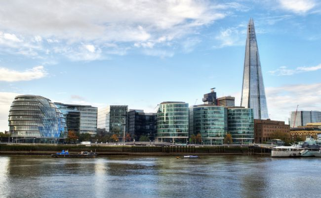 Chris Day | Southwark Skyline