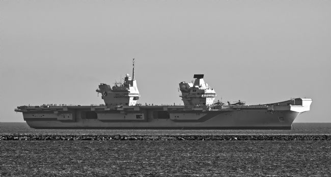 Chris Day | HMS Queen Elizabeth