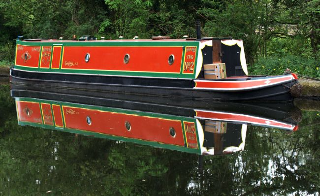 Chris Day | Narrowboat
