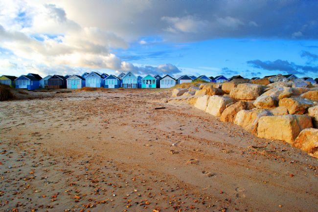 Chris Day | Beach Huts