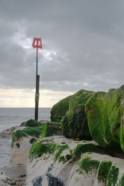 Chris Day | Groyne at Highcliffe