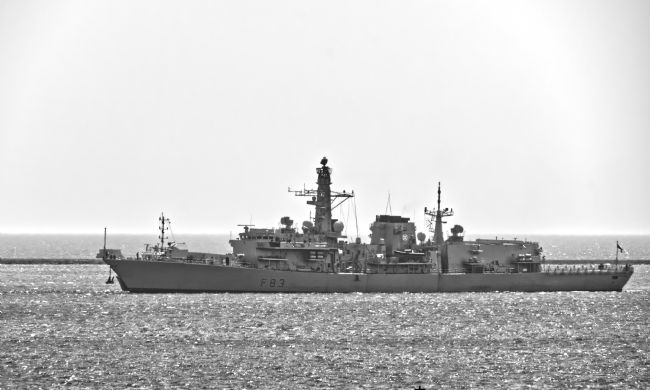Chris Day | HMS St Albans