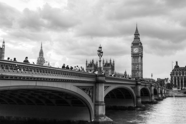Chris Day | Westminster bridge
