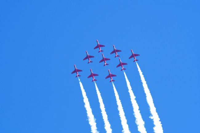 Chris Day | Red Arrows Diamond 2019