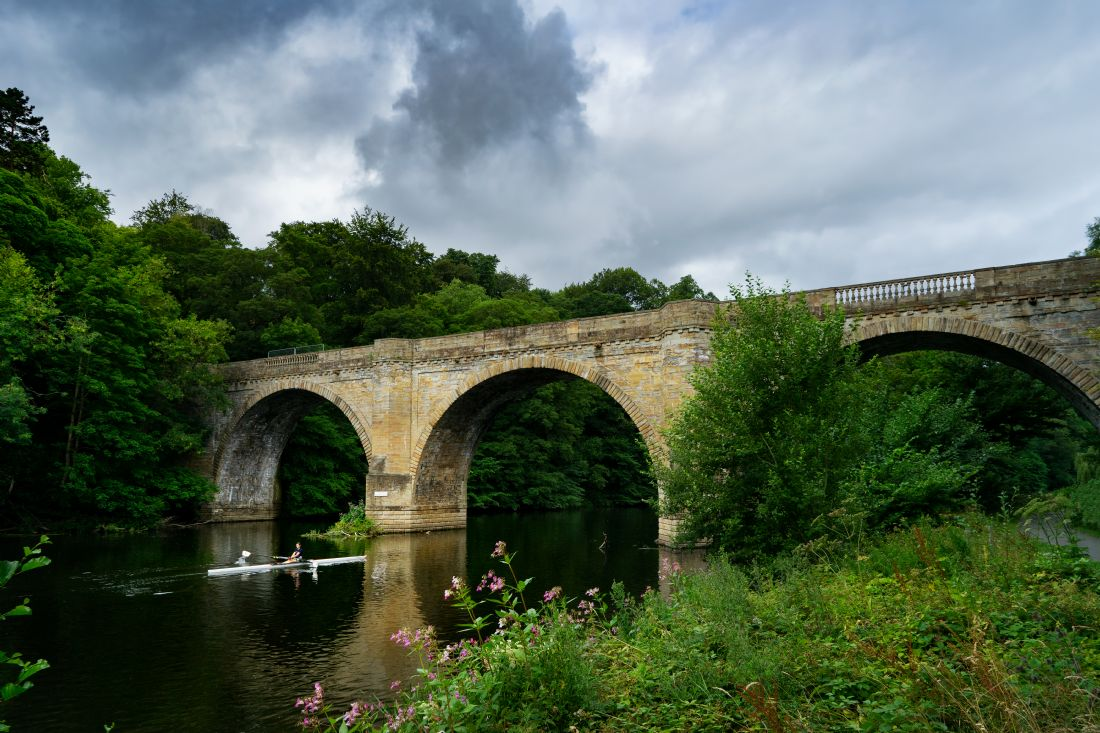 Ann Garrett | Prebends Bridge Durham