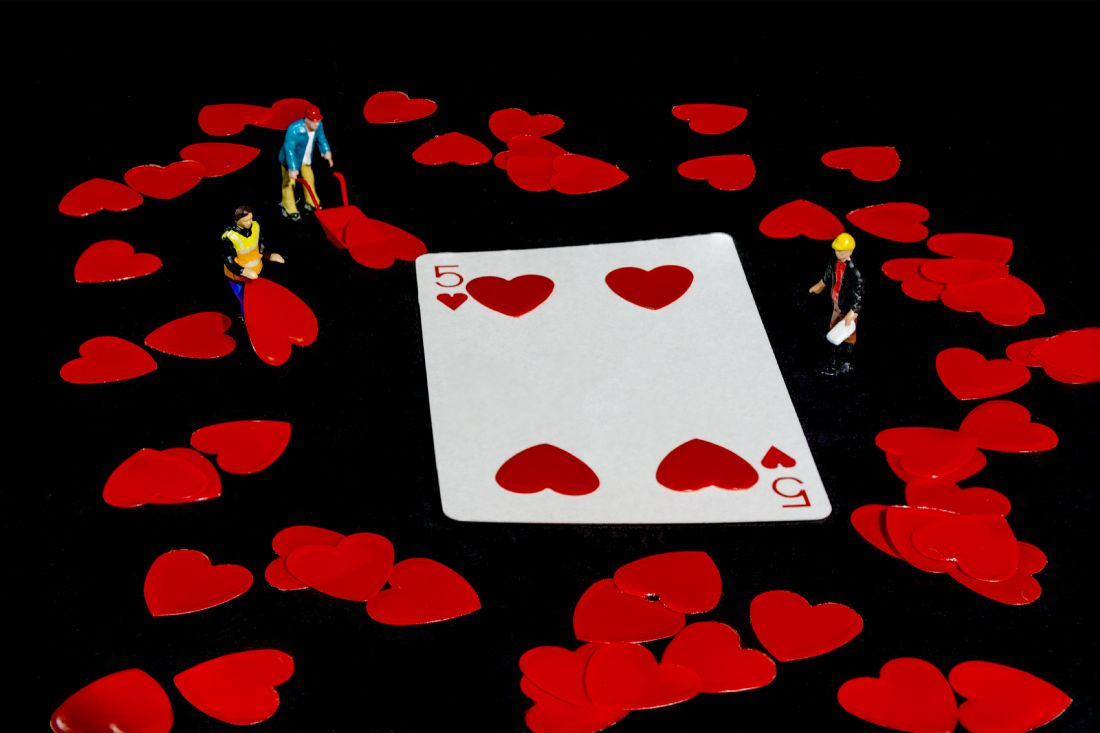 Steve Purnell | Five Of Hearts