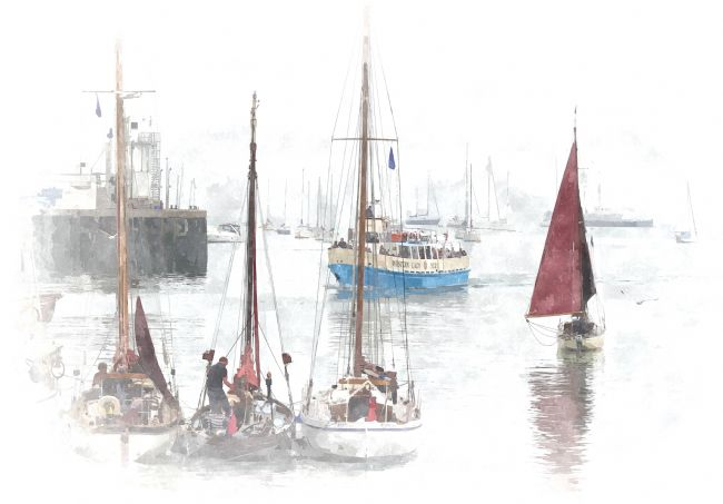 Rosie Spooner | Heritage Sailing Boats at Brixham