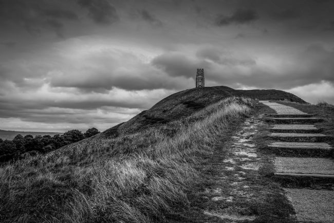 Frank Etchells | Up To The Tor (01)