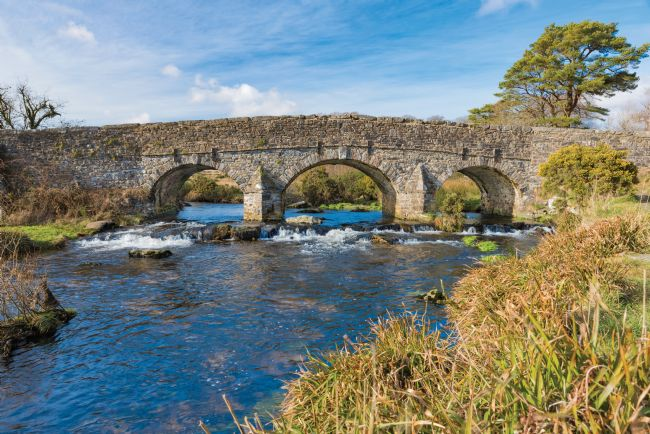 Frank Etchells | East Dart River Bridge (01)