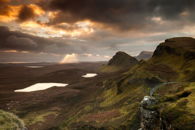 Karl Thompson | Quiraing Skye