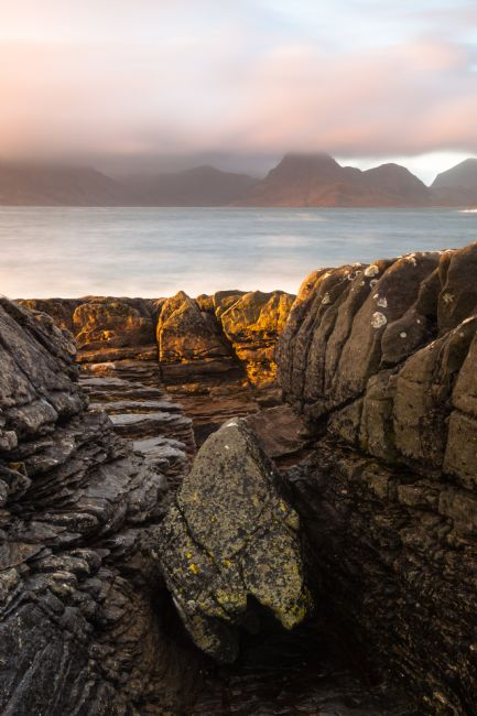 Karl Thompson | Elgol Seascape 2