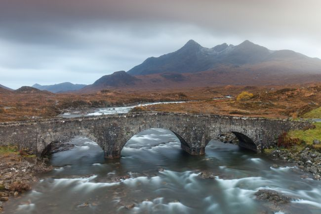 Karl Thompson | Sligachan Old Bridge