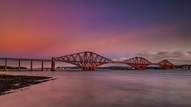 Jennifer Higgs | The Forth Rail Bridge
