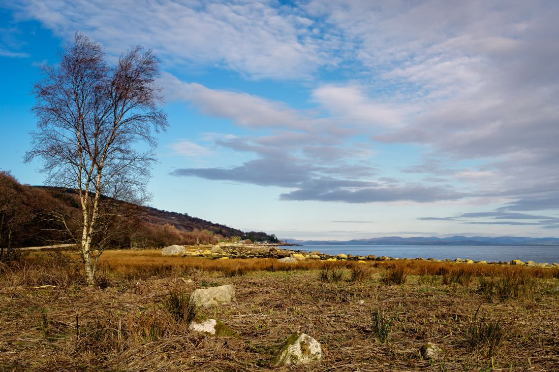 David Brookens | Corrie and Loch Fyne
