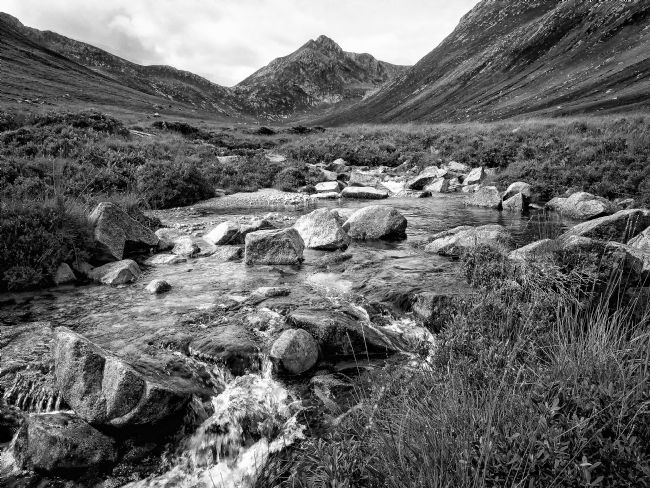 David Brookens | Glen Sannox and Chir Mhor