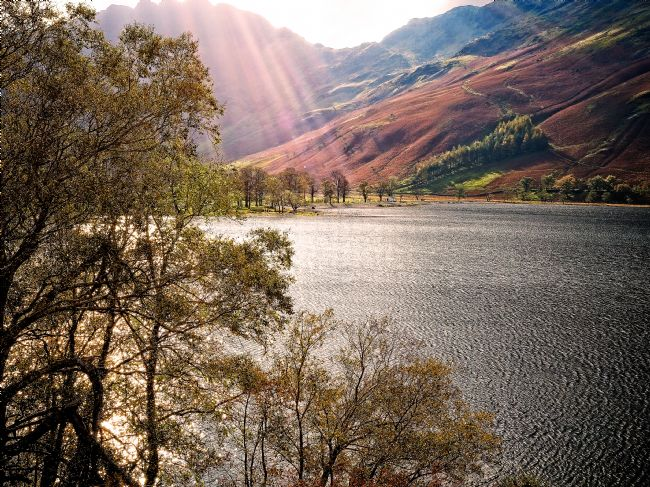 David Brookens | Buttermere Sunbeams