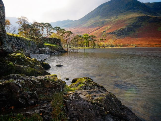 David Brookens | Buttermere Autumn Morning