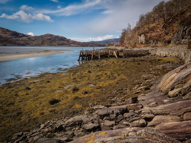 David Brookens | Kinlochmoidart Jetty