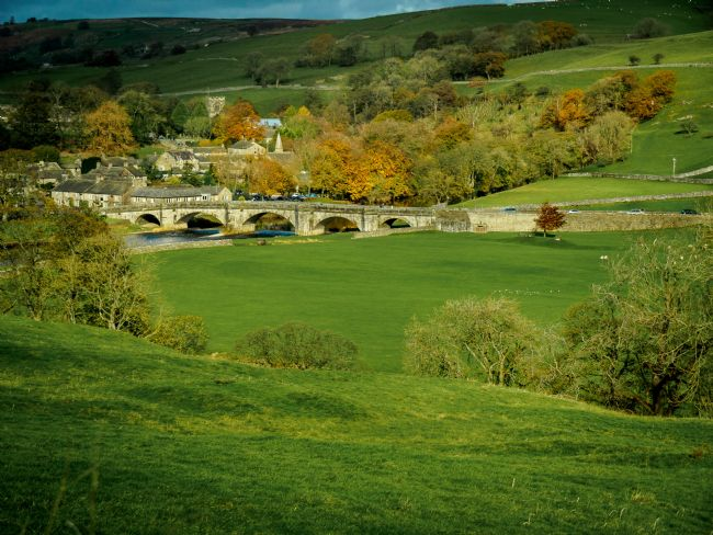 David Brookens | Burnsall Village