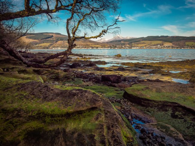 David Brookens | Lamlash Bay
