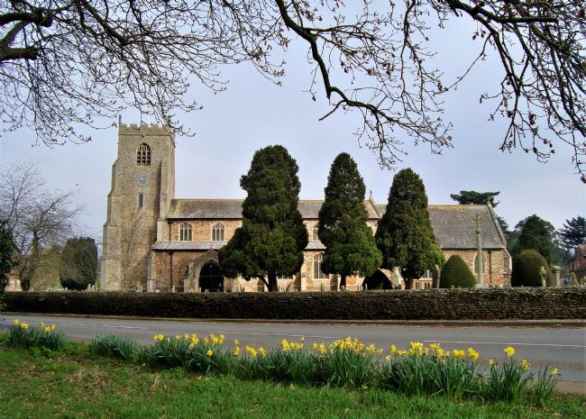 Bozena Thompson | St Nicholas church in Dersingham