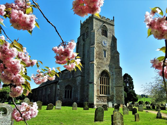 Bozena Thompson | St Nicholas Church in Dersingham, Norfolk