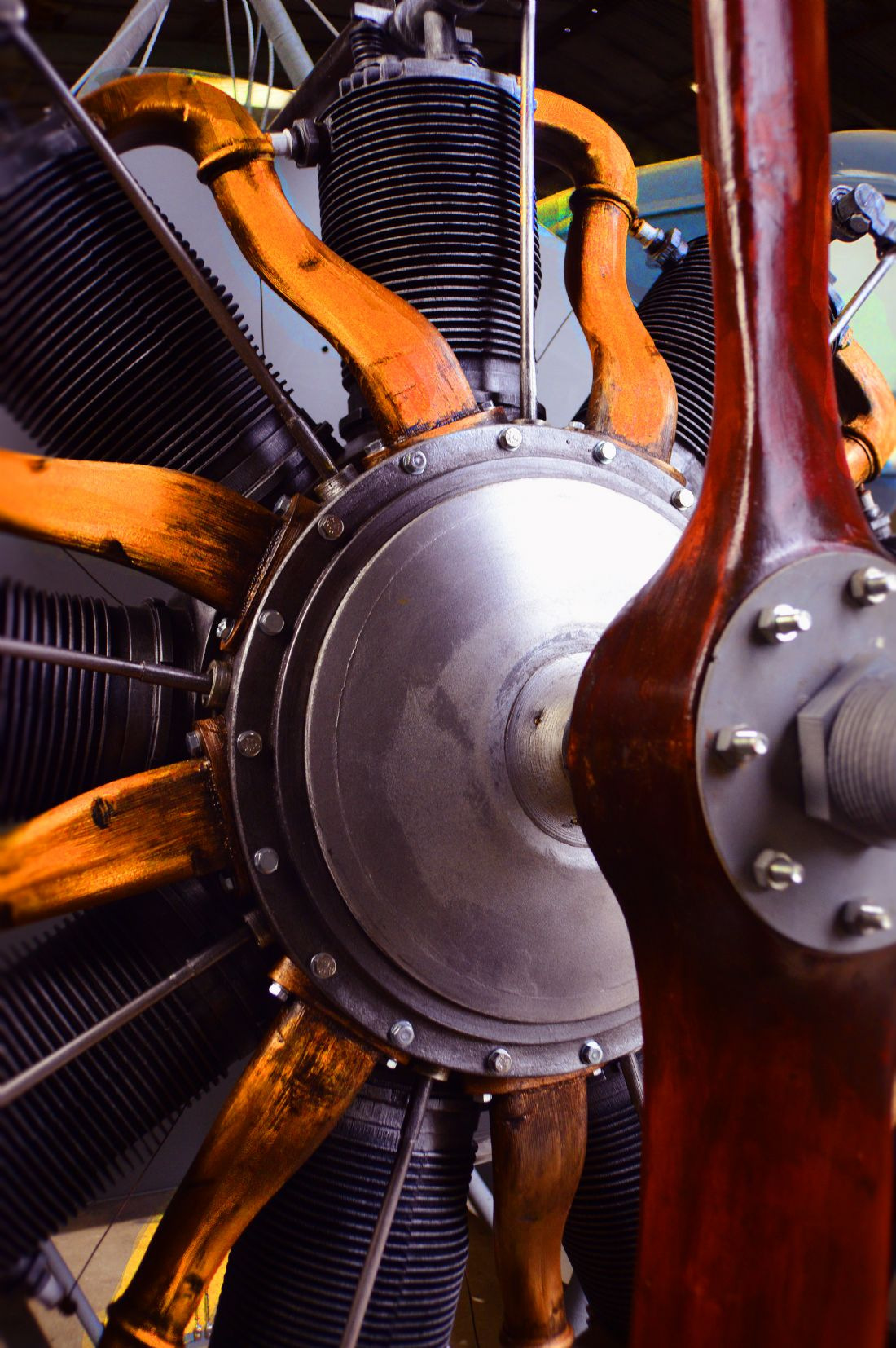 antony atkinson | Airoplane Flight propeller Engine from a Plane