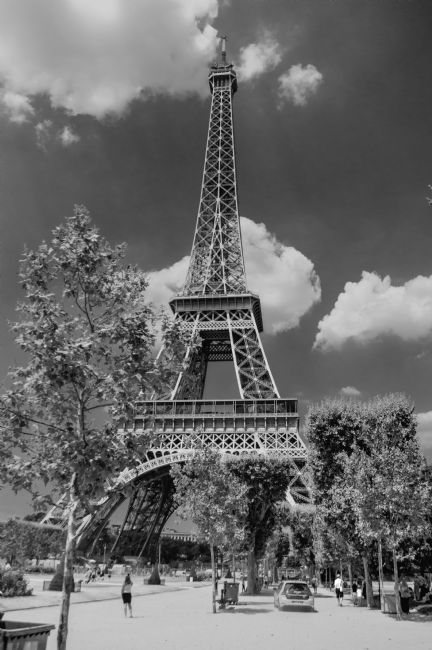 antony Matthew atkinson | Paris Eiffel Tower